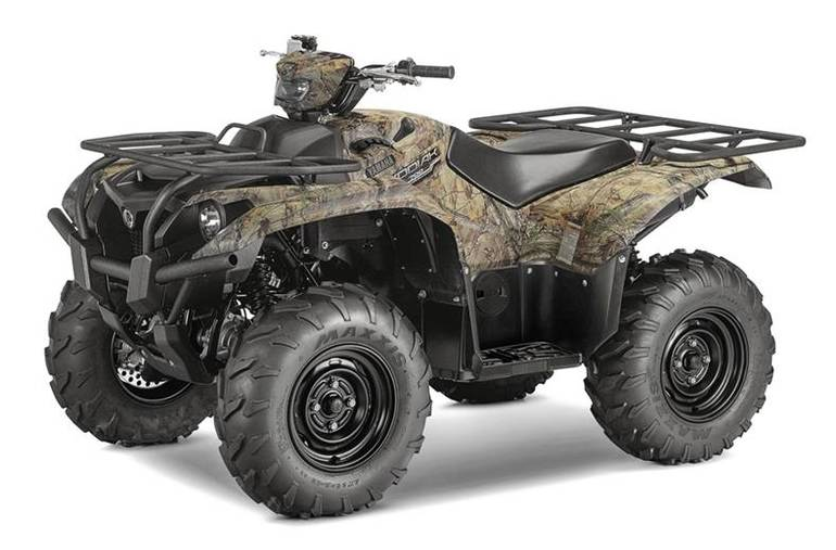See more photos for this Yamaha Kodiak 700 Auto 4x4 EPS - Realtree, 2016 motorcycle listing