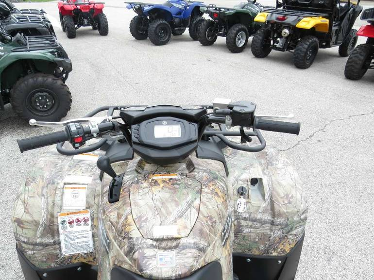 See more photos for this Yamaha Kodiak 700 EPS Camo, 2016 motorcycle listing