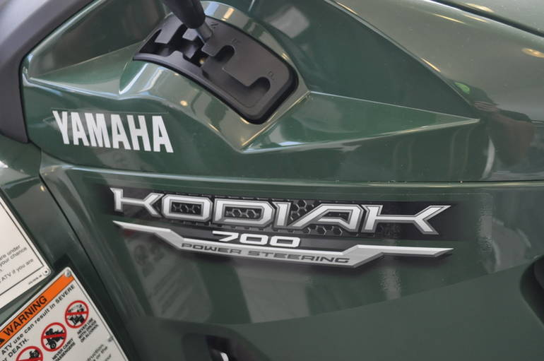 See more photos for this Yamaha Kodiak 700 EPS, 2016 motorcycle listing