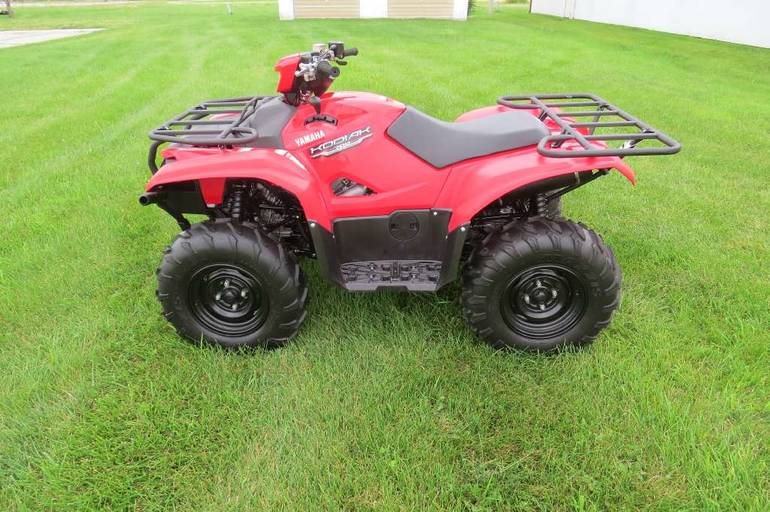 See more photos for this Yamaha Kodiak 700 EPS Red, 2016 motorcycle listing