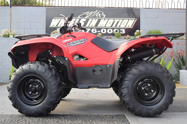 See more photos for this Yamaha Kodiak 700, 2016 motorcycle listing