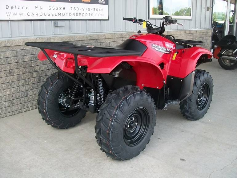 See more photos for this Yamaha Kodiak™ 700, 2016 motorcycle listing