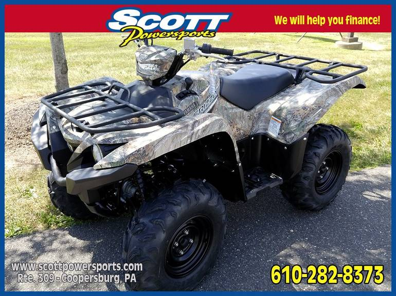 See more photos for this Yamaha Motor Corp., Usa GRIZZLY 700, 2016 motorcycle listing