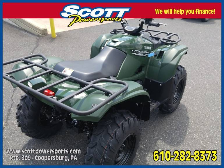 See more photos for this Yamaha Motor Corp., Usa KODIAK 700 4X4, 2016 motorcycle listing