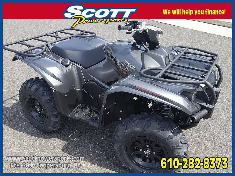 See more photos for this Yamaha Motor Corp., Usa KODIAK 700 EPS SPECIAL EDITION, 2016 motorcycle listing