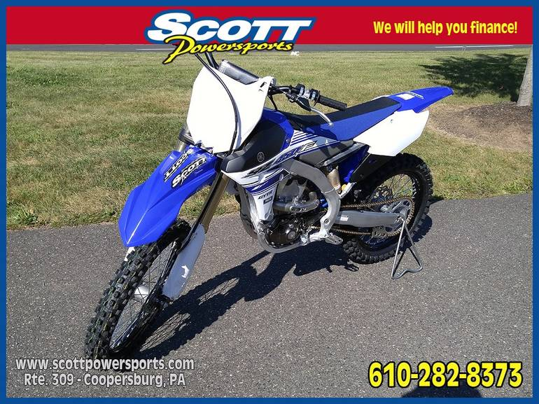 See more photos for this Yamaha Motor Corp., Usa YZ450, 2016 motorcycle listing