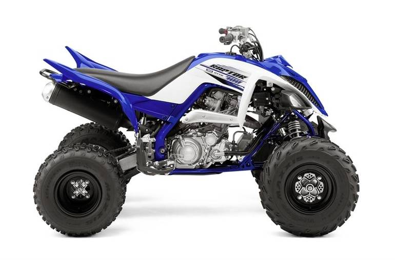 See more photos for this Yamaha Raptor 700 4x2 Sport ATV, 2016 motorcycle listing