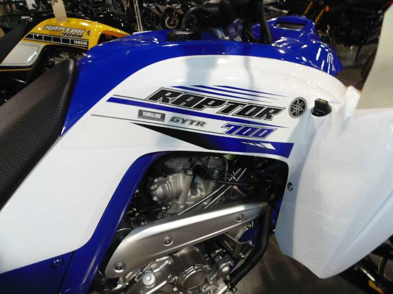 See more photos for this Yamaha Raptor 700, 2016 motorcycle listing