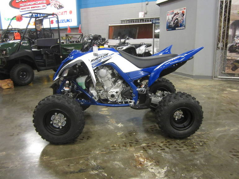 See more photos for this Yamaha Raptor 700R, 2016 motorcycle listing