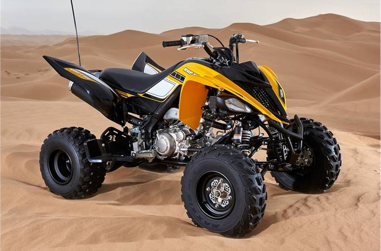 See more photos for this Yamaha Raptor 700R Special Edition, 2016 motorcycle listing