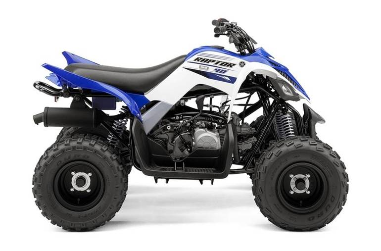 See more photos for this Yamaha Raptor 90 4x2 Youth Sport ATV, 2016 motorcycle listing