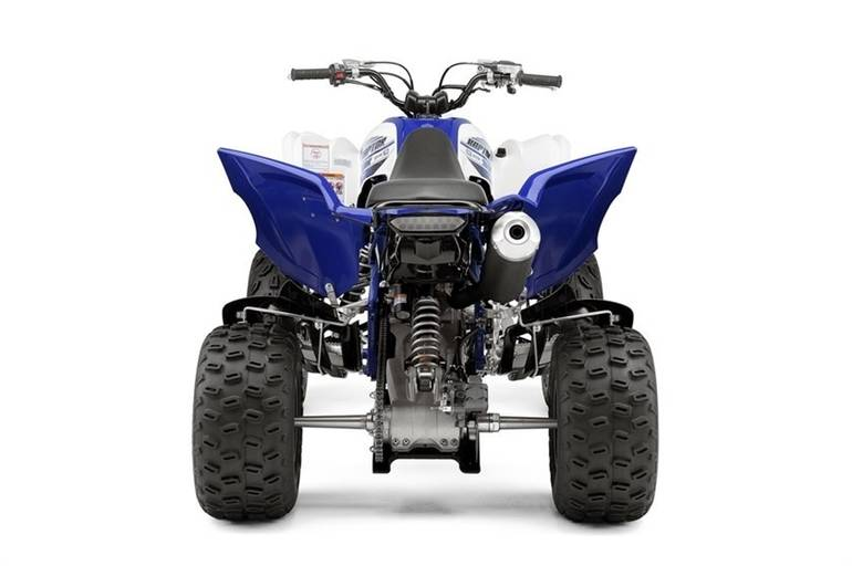See more photos for this Yamaha Raptor® 700R, 2016 motorcycle listing