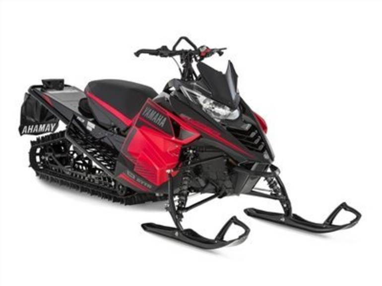 See more photos for this Yamaha SRViper M-TX 153 Black / Red, 2016 motorcycle listing