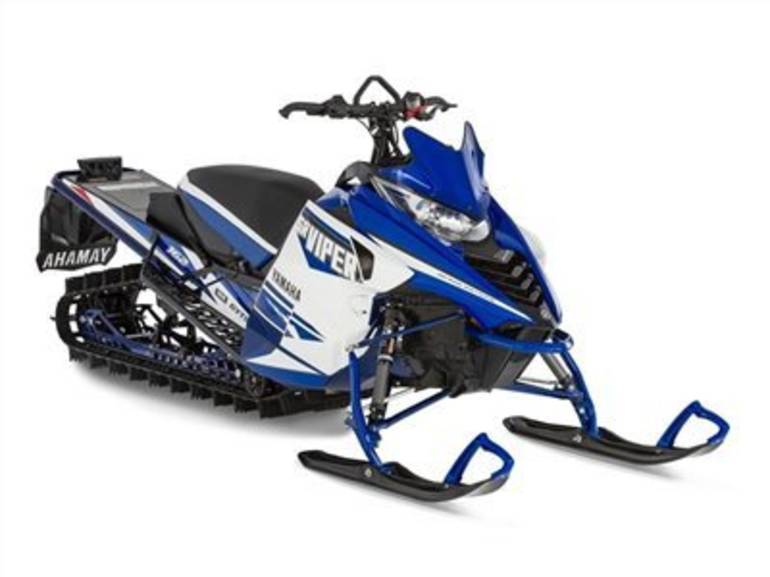 See more photos for this Yamaha SRViper M-TX 162 LE Yamaha Blue / White, 2016 motorcycle listing
