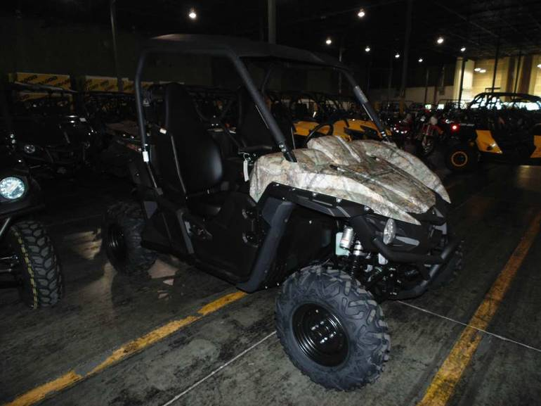 See more photos for this Yamaha Wolverine R-Spec Camo, 2016 motorcycle listing