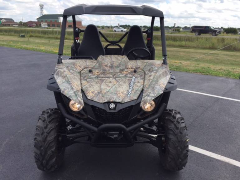 See more photos for this Yamaha Wolverine R-Spec EPS - Realtree Xtr, 2016 motorcycle listing