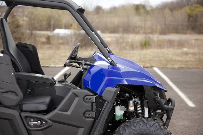 See more photos for this Yamaha Wolverine R-Spec EPS, 2016 motorcycle listing
