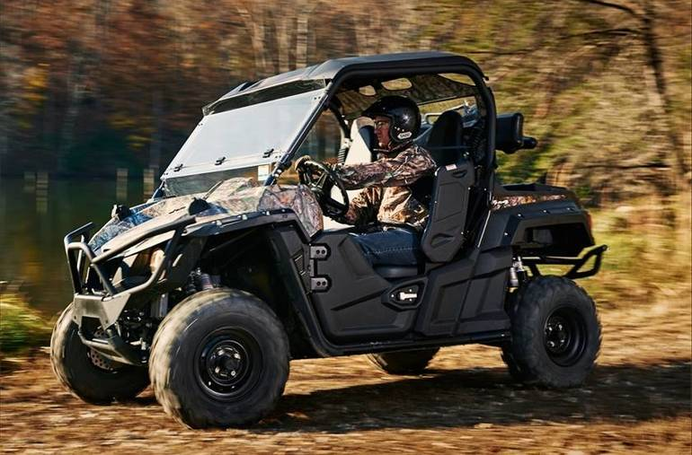 See more photos for this Yamaha Wolverine R-Spec EPS Realtree, 2016 motorcycle listing