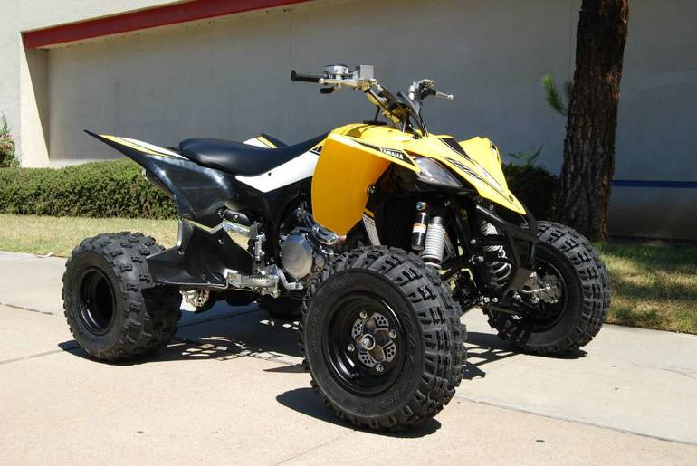 See more photos for this Yamaha YFZ450R SE, 2016 motorcycle listing