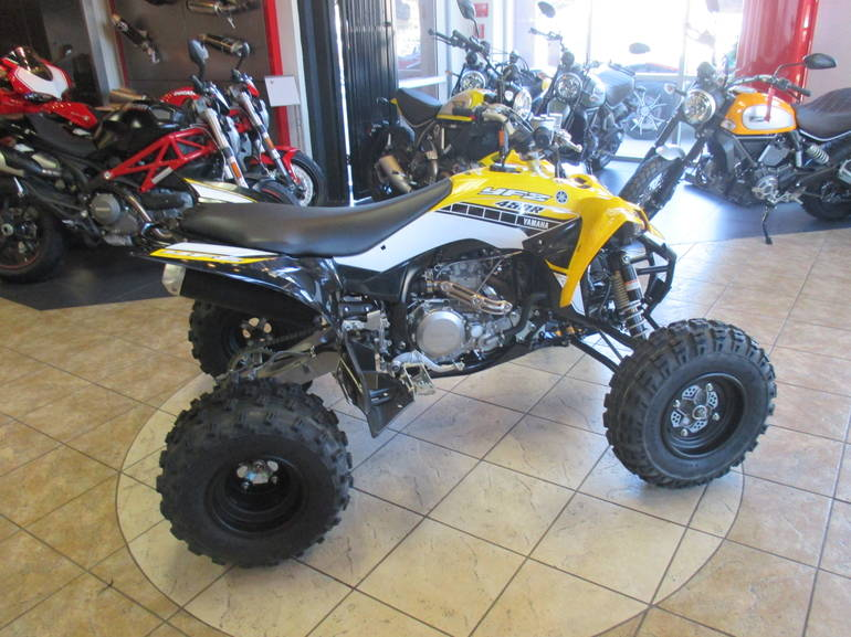 See more photos for this Yamaha YFZ45YSSGY, 2016 motorcycle listing