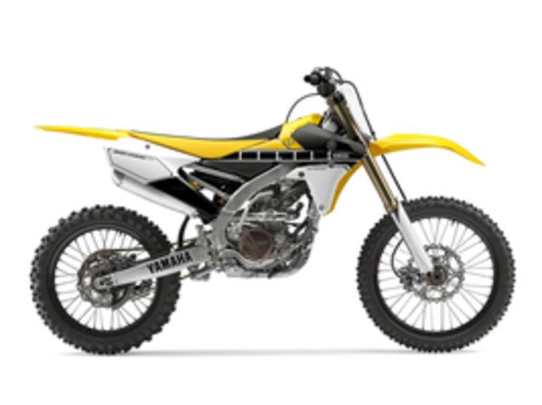 See more photos for this Yamaha YZ250 F 60th AnnIversary, 2016 motorcycle listing