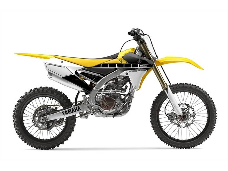 See more photos for this Yamaha YZ250 F 60th Annyversary, 2016 motorcycle listing