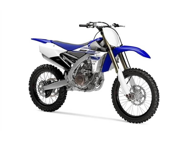 See more photos for this Yamaha YZ250F Team Yamaha Blue / White, 2016 motorcycle listing