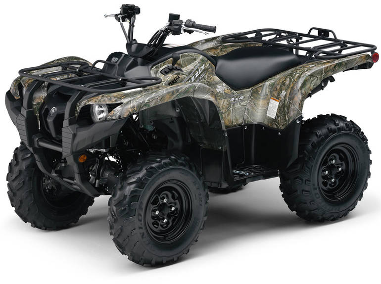 See more photos for this Yamaha GRIZZLY 700 FI AUTO 4X4 EPS Hunter, 2015 motorcycle listing
