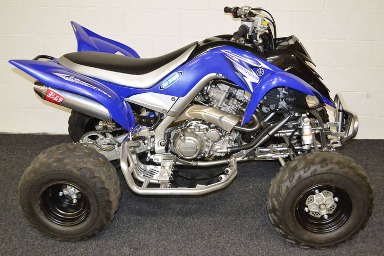 See more photos for this Yamaha Raptor 700R, 2015 motorcycle listing