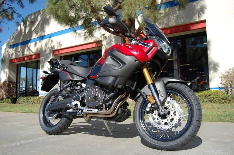 See more photos for this Yamaha SUPER TENERE, 2015 motorcycle listing