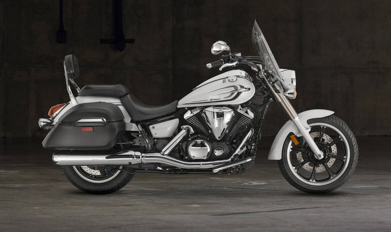 See more photos for this Yamaha V Star 950 Tourer, 2015 motorcycle listing