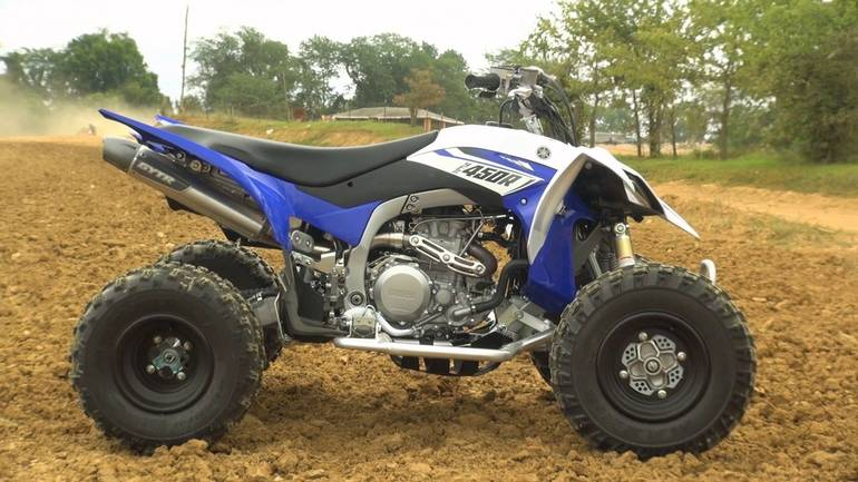 See more photos for this Yamaha YFZ450R, 2015 motorcycle listing