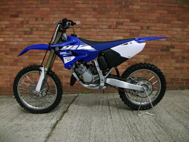 See more photos for this Yamaha YZ125, 2015 motorcycle listing