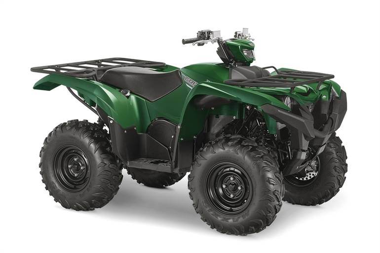 See more photos for this Yamaha Grizzly - Hunter Green, 2016 motorcycle listing
