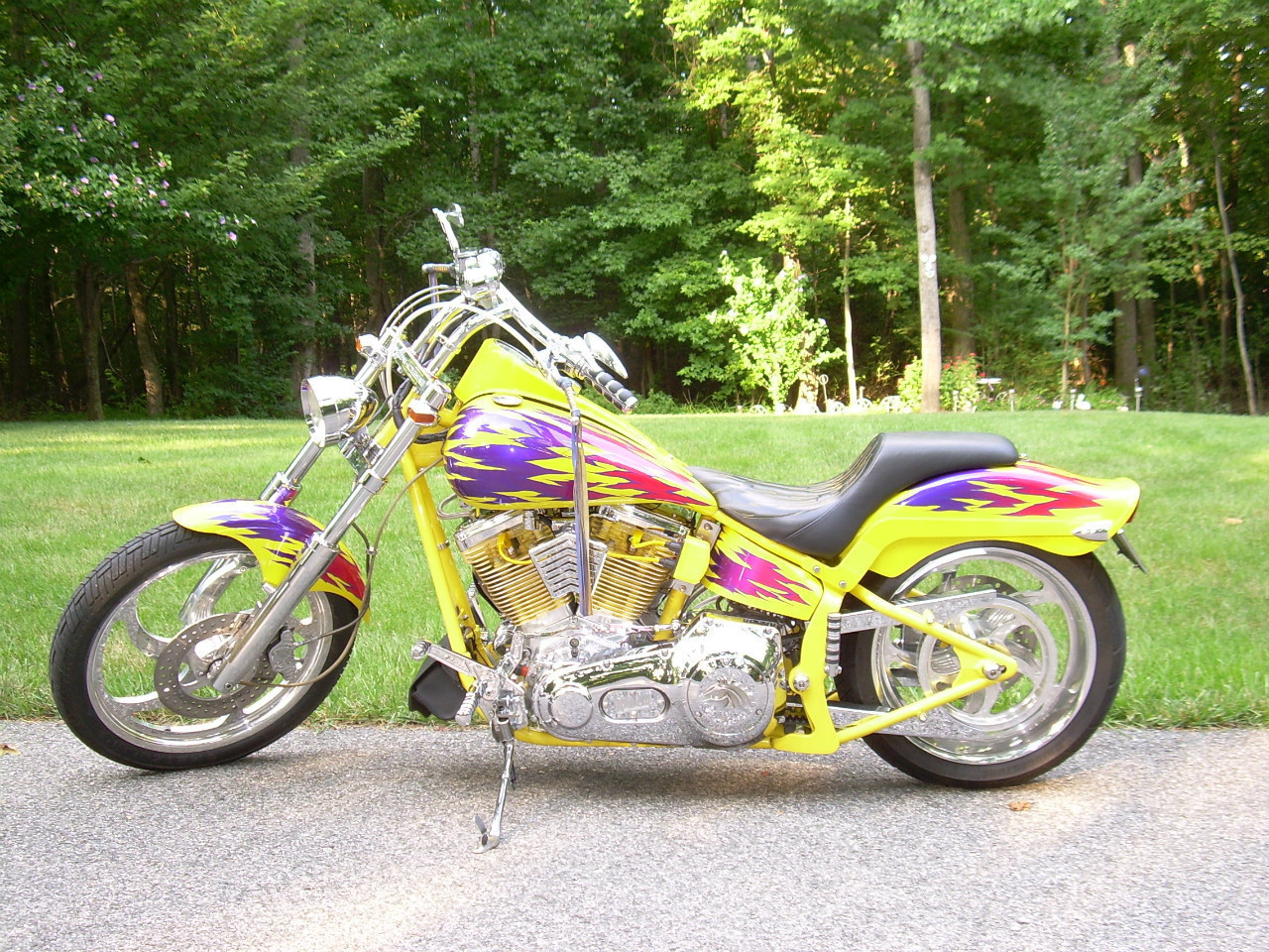 2000 American Ironhorse Outlaw , motorcycle listing