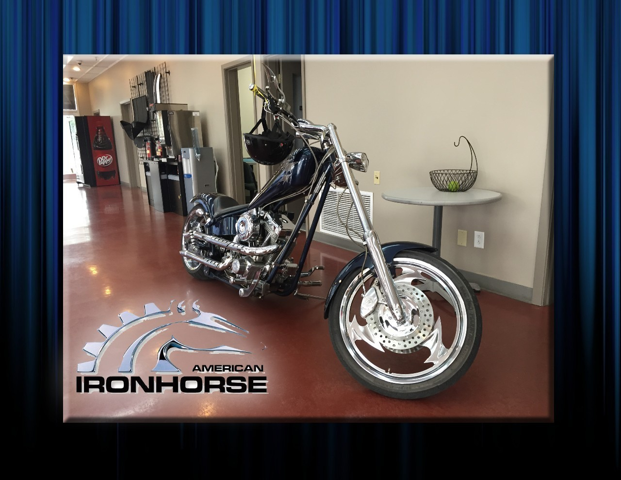 2003 American Ironhorse Texas Chopper , motorcycle listing
