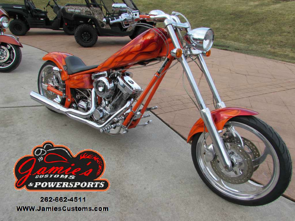 2003 American Ironhorse Texas Chopper, motorcycle listing