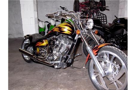 2003 Ironhorse TEJAS SS107, motorcycle listing