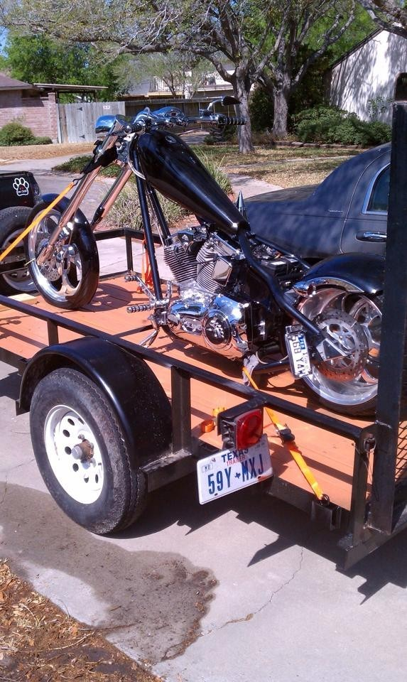 See more photos for this American Ironhorse Lonestar Chopper , 2004 motorcycle listing