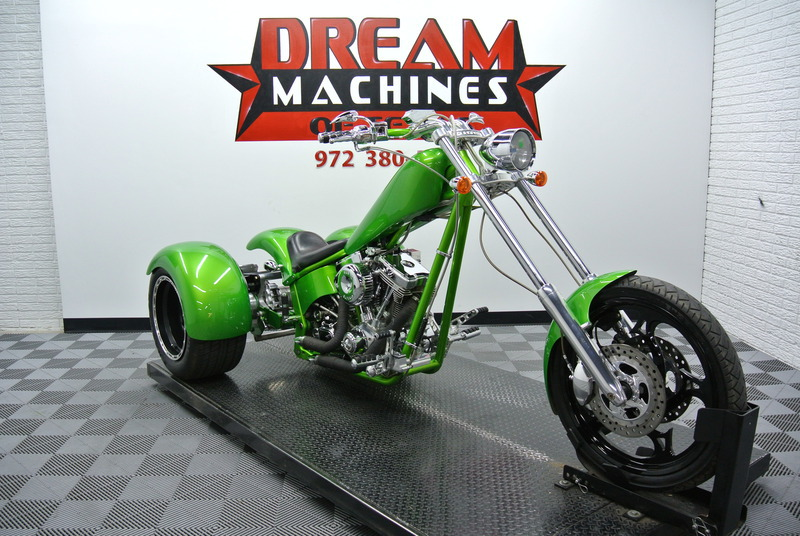 2004 american ironhorse texas chopper trike trike motorcycle from farmers branch tx today. Black Bedroom Furniture Sets. Home Design Ideas