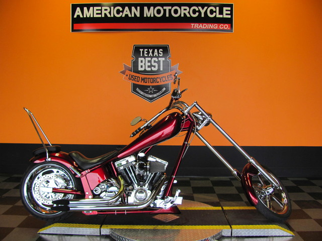 2004 American Ironhorse Texas Chopper, motorcycle listing