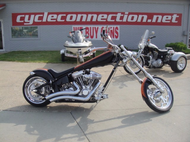 2006 American Ironhorse LEGEND, motorcycle listing