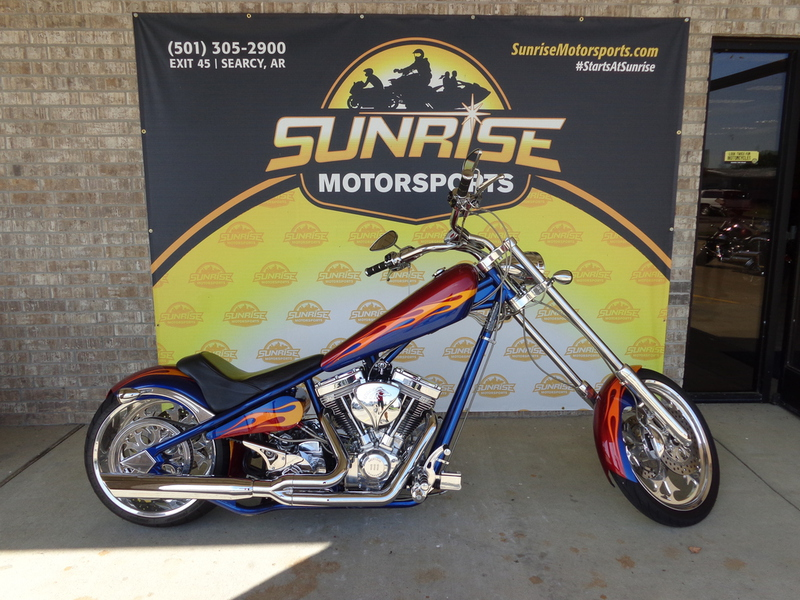 2006 American Ironhorse LSC, motorcycle listing