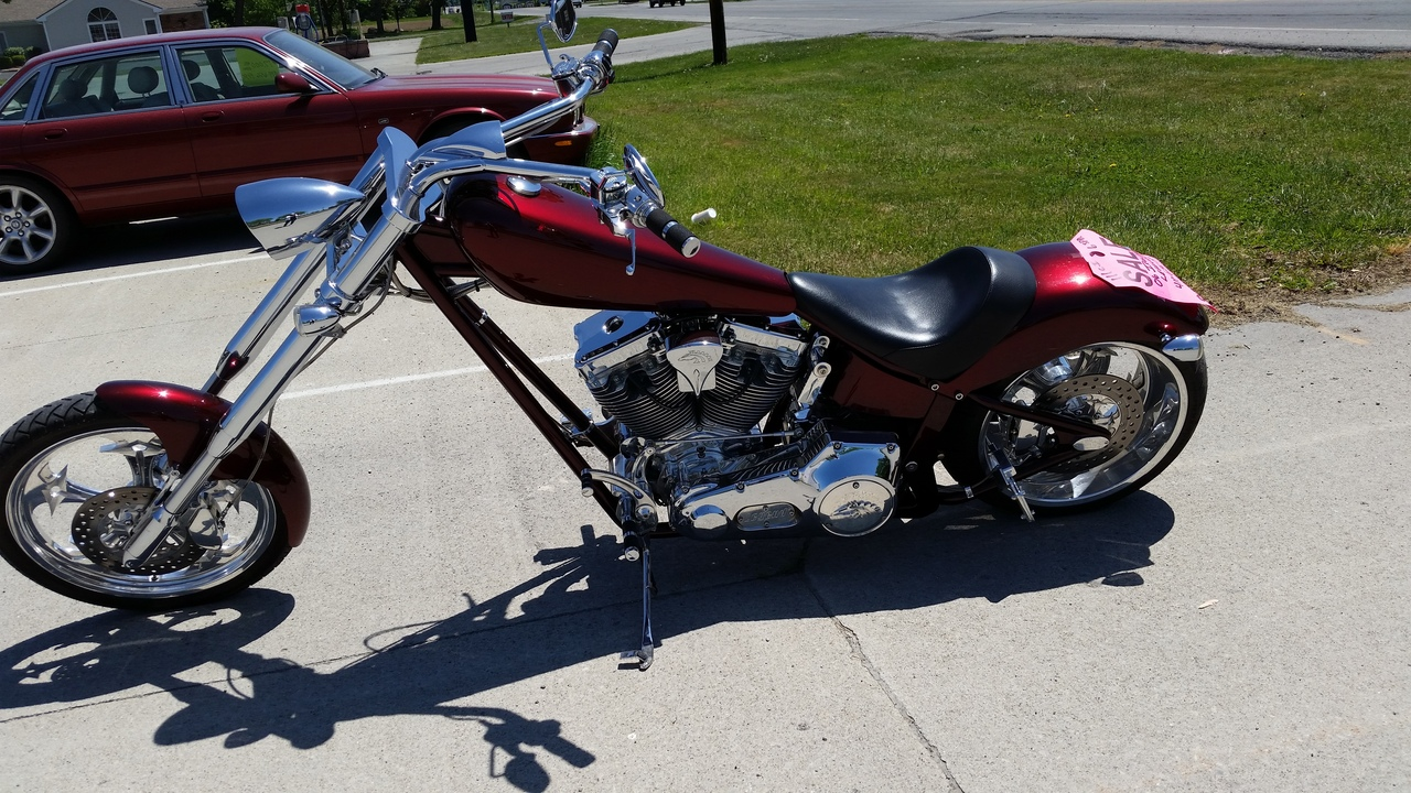 2006 American Ironhorse Legend , motorcycle listing