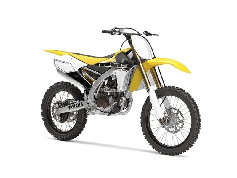 2016 American Ironhorse YZ250F 60th Anniversary Yellow, motorcycle listing