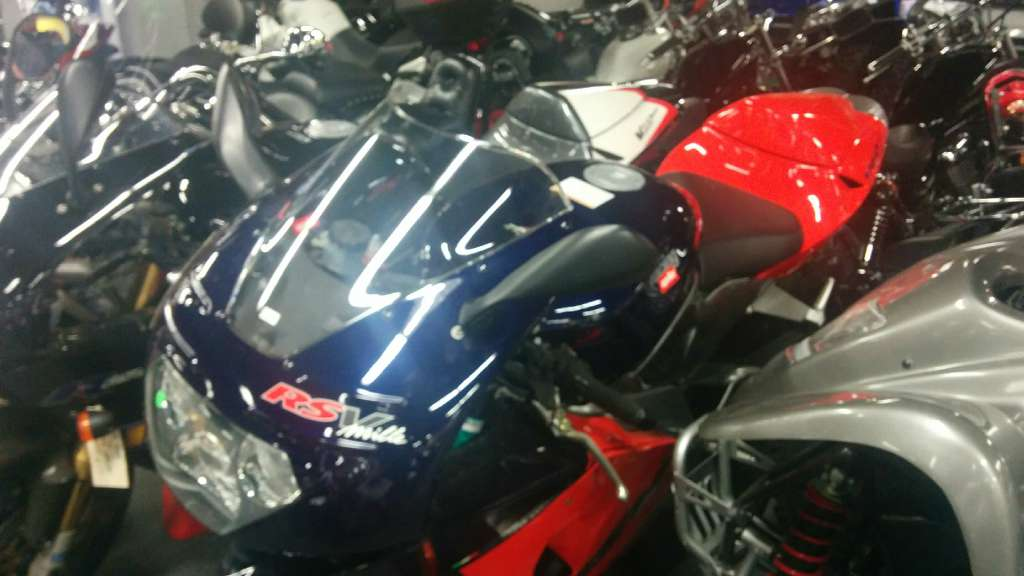 2000 Aprilia RSV mille, motorcycle listing