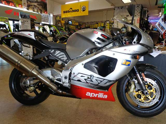 2002 Aprilia RSV Mille, motorcycle listing