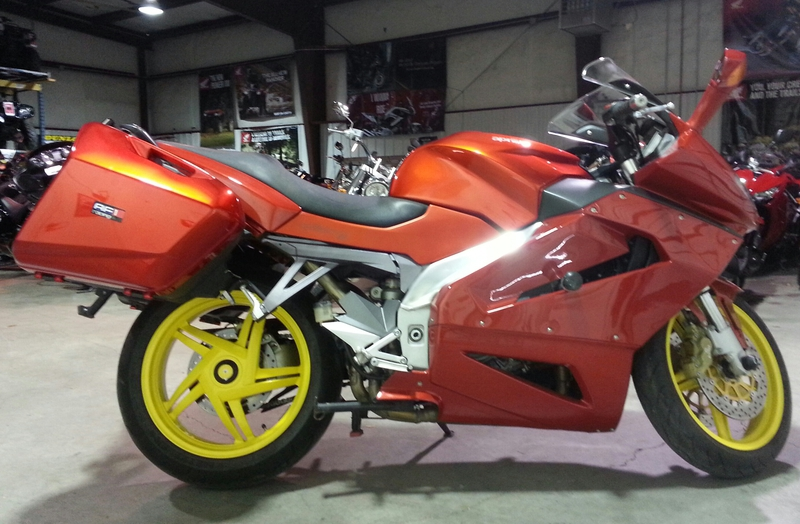 2002 Aprillia RST1000, motorcycle listing