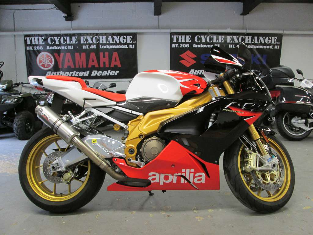 2008 Aprilia RSV 1000 R Factory, motorcycle listing