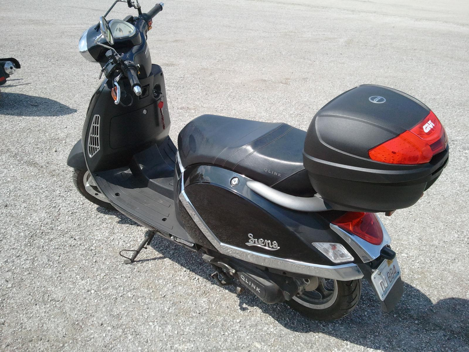 2008 Taizhou 150, motorcycle listing